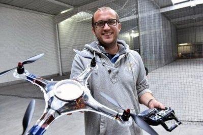Le premier centre de loisirs dédié aux drones est toulousain | Toulouse La Ville Rose | Scoop.it