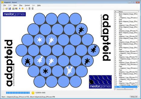 Adaptoid   Abstract Board Games   Scoop.it