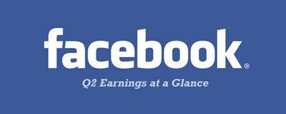 I buoni ricavi di Facebook nel Q2 serviranno per il futuro [Infografica] | InTime - Social Media Magazine | Scoop.it