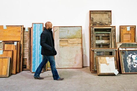 Theaster Gates: The Rise of an Unconventional Art Star | art move | Scoop.it