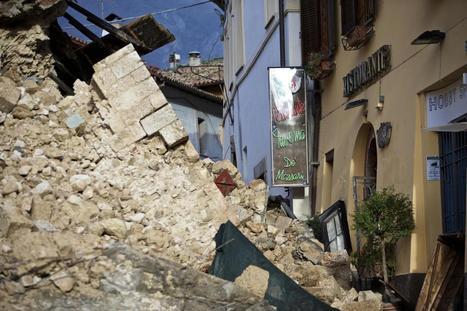 Terremoto: al via i lavori per recuperare l'archivio del Comune di Norcia | Généal'italie | Scoop.it