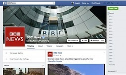 Facebook Instant Articles: BBC News and Guardian sign up to initiative | Web 2.0 journalism | Scoop.it