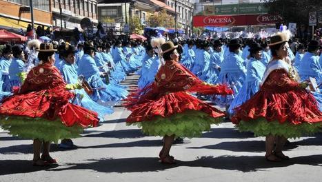 Bolivie: polémiques autour de la fête du Gran Poder à La Paz | Chroniques boliviennes | Scoop.it