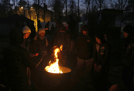 As 2016 dawns, Europe braces for more waves of migrants | Haak's APHG | Scoop.it
