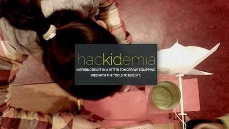 Hackidemia | Interactifs & connectés | Scoop.it
