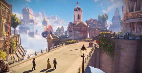 BioShock Infinite: an intelligent, violent videogame? - Read - ABC Arts | Australian contemporary art and culture reviews, news & videos | A Videogame is a World Away | Scoop.it