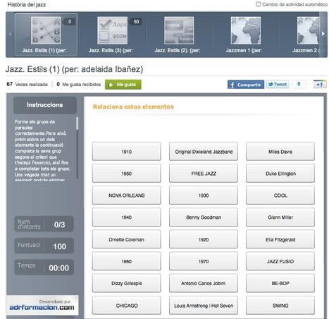 Actividades interactivas con Educaplay | Herramientas y Recursos Docentes | Scoop.it