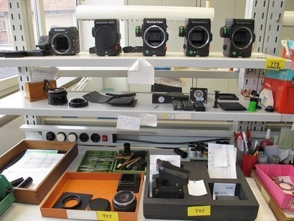 Rolleiflex Factory to be Liquidated at Auction: Here's a Look Inside | xposing world of Photography & Design | Scoop.it