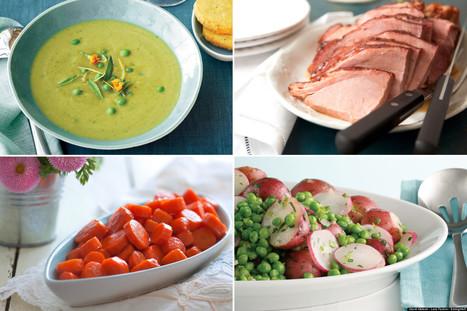 5 Fresh Menu Ideas For Easter | Eco Living, Marketing, News | Scoop.it