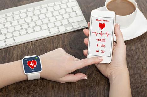 Objets connectés: simple phénomène de mode ou réel intérêt pour la santé? | Commerce connecté, E-Commerce & vente en ligne, stratégie de commerce multi-canal et omni-canal | Scoop.it
