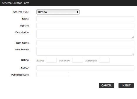 Raven launches Schema Creator WordPress Plugin - Raven Internet Marketing Tools | SEO Strategies & Tactics | Scoop.it