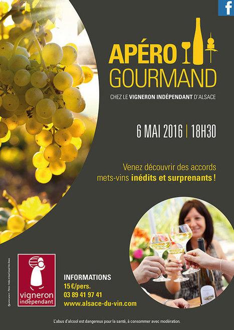 Apéro Gourmand chez le vigneron | Tourisme sur la Route des Vins d'Alsace | Images et infos du monde viticole | Scoop.it