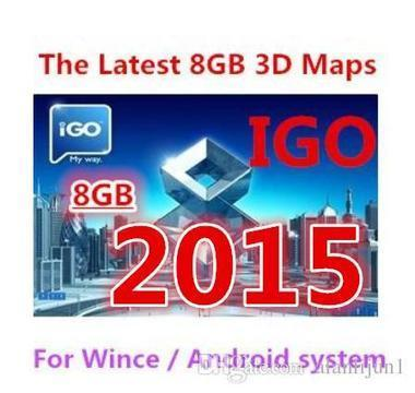 IGo Primo 2.0 Windows CE Download