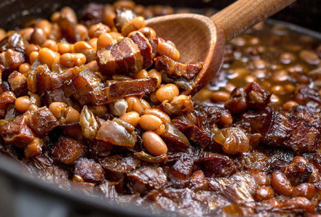 Baked Beans Recipe | 4-Hour Body Bean Cookbook | Scoop.it