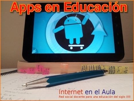 TAAC- Apps en Educación | tec2eso23 | Scoop.it