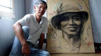 Thai engineer falls in love with Vietnam's paintings   Vietnamnet   Kiosque du monde : Asie   Scoop.it