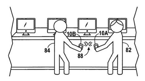Apple patents workflow sharing using NFC, because it's never too late | All Technology Buzz | Scoop.it