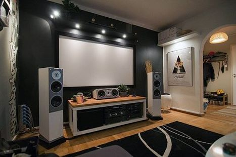 Home Audio Video System Installation