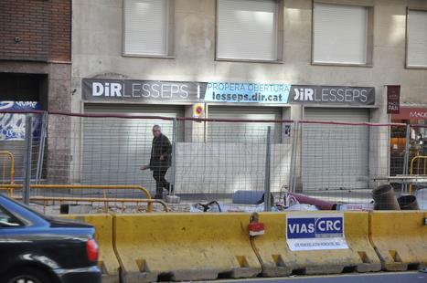 El DIR obrirà a Travessera de Dalt el tercer gimnàs a Gràcia   Plaça Lesseps   Scoop.it
