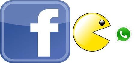 Y finalmente WhatsApp murió porque... ¡¡Facebook se la comió!! | El Content Curator Semanal | Scoop.it
