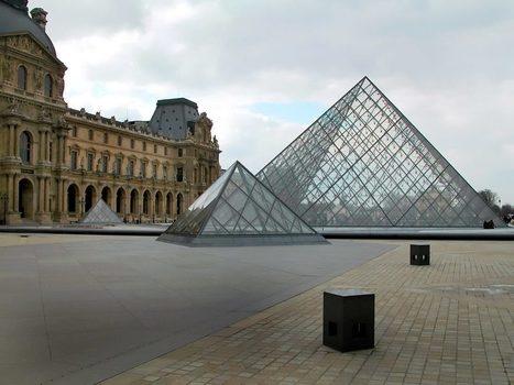 Le Musée du Louvre vu par Artips ! | Arts et FLE | Scoop.it