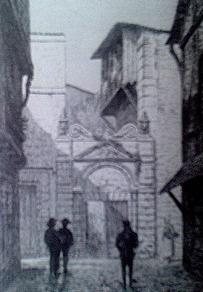 La Rochelle et son histoire : Articles - Porte de l' Évescot   GenealoNet   Scoop.it