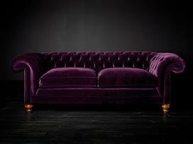 Crushed Velvet Sofa .Velvet Sofa , Gold, Grey Velvet Sofa , Purple Velvet  Chesterfield Sofa UK: Important Part Of Home Décor Is Sofas: