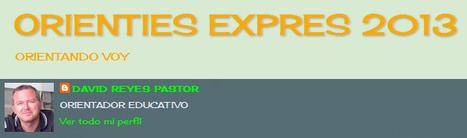 ORIENTIES EXPRES 2013 | Orientación y convivencia | Scoop.it