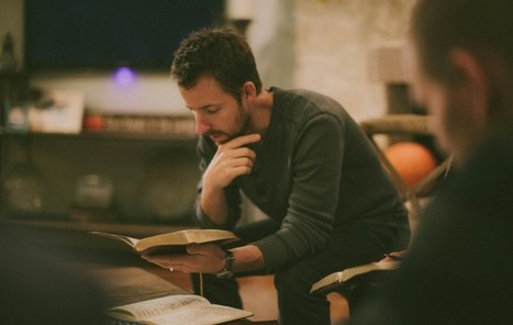 10 Disciplines Of A Godly Man | Christ in the Market Place | Scoop.it