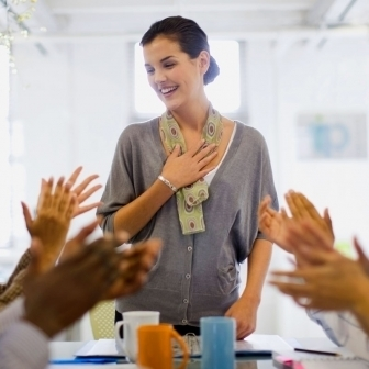 The Power of Praise: 'Thank You' Goes a Long Way | Organizational Teamwork and Collaboration | Scoop.it