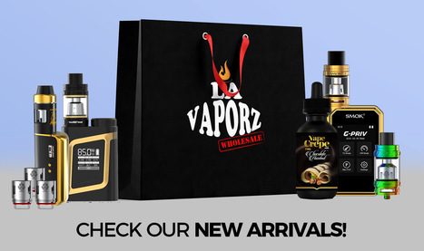los angeles' in vape supplies - vape wholesale distributor