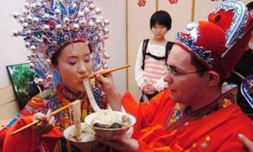 Shanghai envisage d'ajouter les baguettes sur sa liste du patrimoine culturel immatériel   French China   Kiosque du monde : Asie   Scoop.it