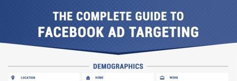 Le guide complet des options de ciblage des publicités Facebook - Socialshaker | E-tourisme et communication | Scoop.it