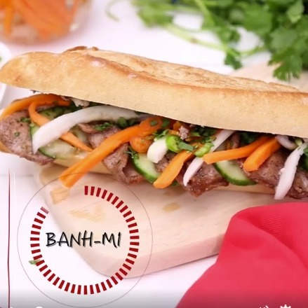 Recettes : Sandwich banh mi | Hobby, LifeStyle and much more... (multilingual: EN, FR, DE) | Scoop.it
