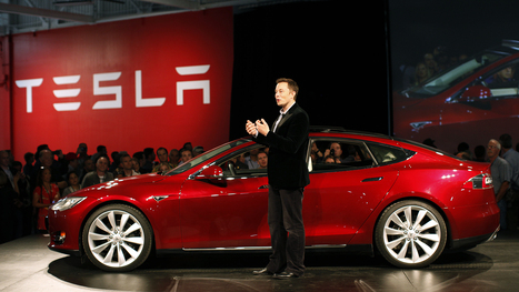 Tesla Goes Open Source: Elon Musk Releases Patents To 'Good Faith' Use | Digital-News on Scoop.it today | Scoop.it