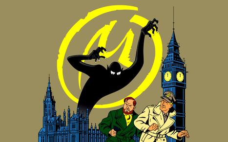 Blake et Mortimer: le préquel | Merveilles - Marvels | Scoop.it