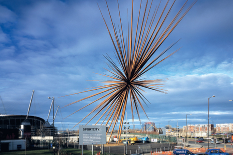 'B of the Bang' by Thomas Heatherwick Studio | Art Installations, Sculpture, Contemporary Art | Scoop.it
