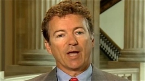 Rand Paul: Filibuster prevents 'extremist' Maddow from being Supreme Court justice | Daily Crew | Scoop.it