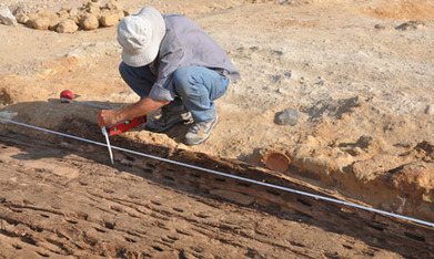 First Dynasty funerary boat discovered at Egypt's Abu Rawash - Ancient Egypt - Heritage - Ahram Online | Ancient Egypt and Nubia | Scoop.it