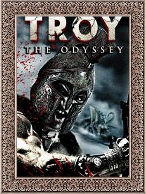 Truva Odise Efsanesi Troy The Odyssey 2017