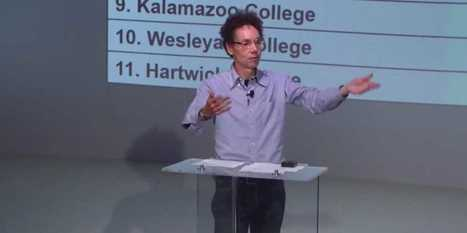 MALCOLM GLADWELL: If You Want A Science Or Math Degree, Do Not Go To Harvard | Teacher Tools and Tips | Scoop.it