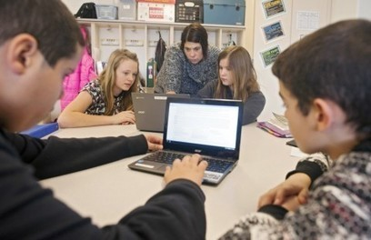 Here's how we can reinvent the classroom for the digital age   Education 2.0   Scoop.it