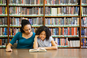 Parents, Children, Libraries, and Reading   AboutBooks   Scoop.it