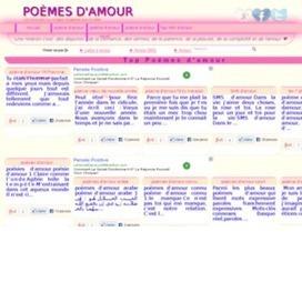 Poésie Damour Et Phrase Romantique Po