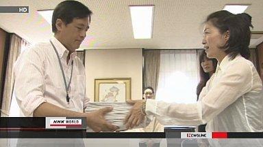 [Eng] Les parents de Tokyo demandent des repas scolaires sûrs | NHK WORLD English (+vidéo) | Japon : séisme, tsunami & conséquences | Scoop.it
