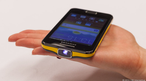 Show stealers: The memorable phones of Mobile World Congress 2012 | Mobile & Technology | Scoop.it