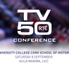 Landmark TV50 Media History Conference comes to University College Cork