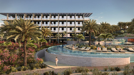 JW Marriott eyes Nov. debut in Los Cabos: Travel Weekly | Cabo San Lucas | Scoop.it