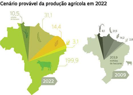 Biorrefinarias do futuro | Revista Pesquisa FAPESP | Geoflorestas | Scoop.it