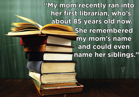 17 Stories That Will Make You Want To Hug Your Librarian | Library Gems for All Ages | Scoop.it